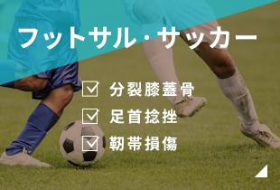 フットサル・サッカー
